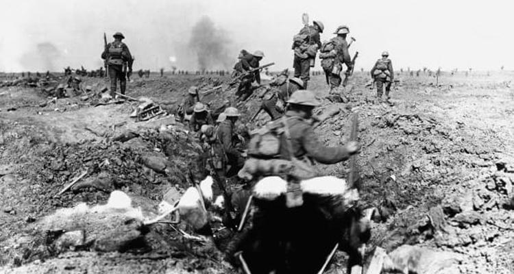 प्रथम विश्व युद्ध की हुई शुरुआत
