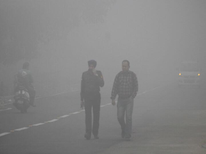 पंजाब में लुधियाना सबसे ठंडा, अमृतसर में घना कोहरा