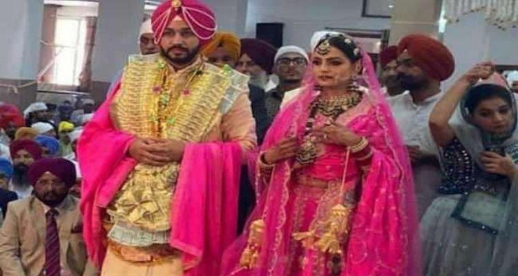 मुख्यमंत्री चन्नी के बड़े बेटे नवजीत सिंह आज अपने वैवाहिक जीवन की शुरुआत कर रहे हैं