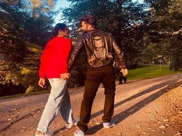 रकुलप्रीत सिंह ने अपनी और जैकी की एक फोटो पोस्ट की