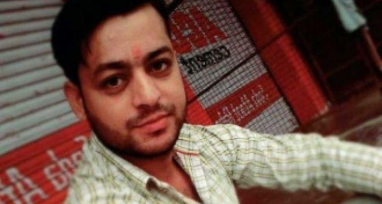 33 वर्षीय सिक्योरिटी गार्ड रोहित कुमार