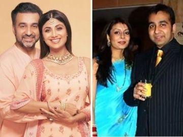 Breaking : राज कुंद्रा की पहली पत्नी का उनकी बहन के पति के साथ था अफेयर