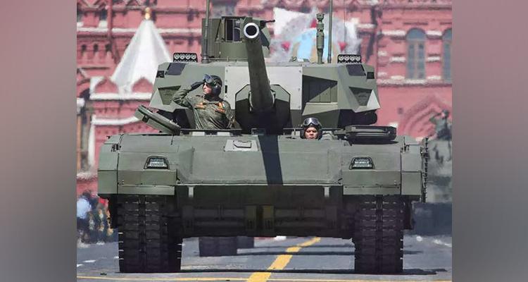 रूस ने ताजिकिस्तान में 30 अत्याधुनिक टैंक भेजने का ऐलान किया है,