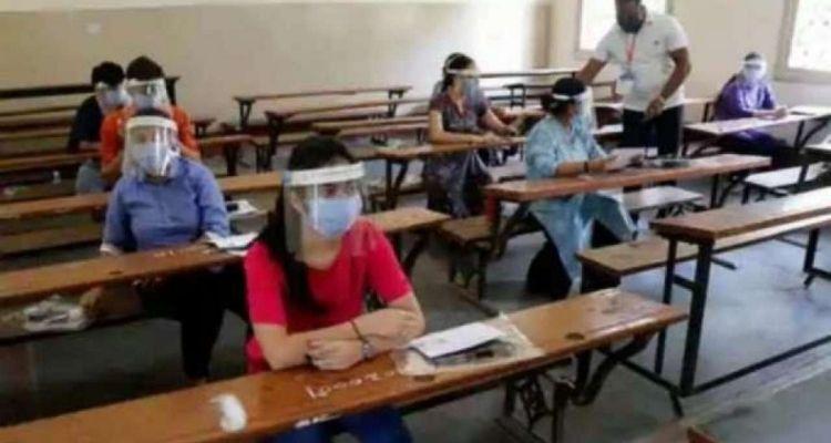 परीक्षा दोपहर 2 बजे से शाम 5 बजे तक होगी।