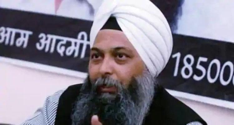 आप के पूर्व विधायक जरनैल सिंह। (फाइल फोटो)