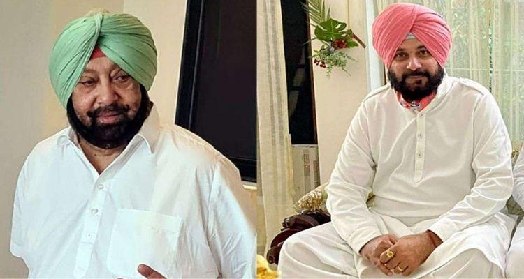 कैप्टन अमरिंदर सिंह ने पंजाब के मुख्यमंत्री पद से दिया इस्तीफा