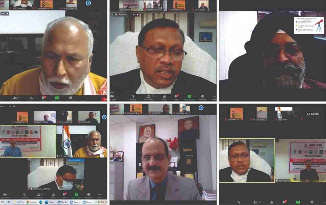 पंजाब के तकनीकी शिक्षण संस्थानों की शिखर वार्ता