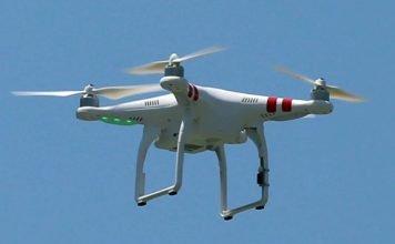 गुरदासपुर में दिखे दो और पाकिस्तानी ड्रोन, जवानों ने की फायरिंग