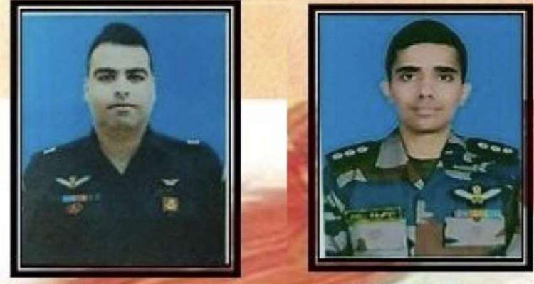 मेजर रोहित कुमार व मेजर अनुज राजपूत