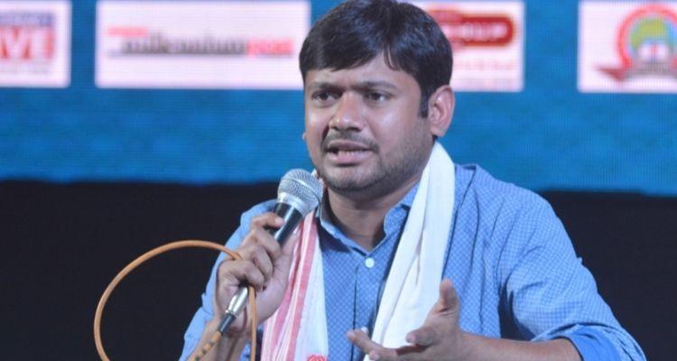 पॉलिटिकल न्यूज़ - कन्हैया कुमार 2 अक्टूबर को कांग्रेस ज्वाइन करेंगे