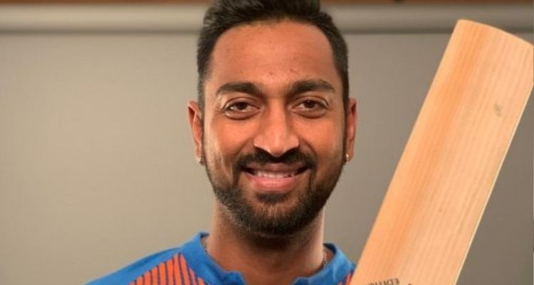क्रुणाल पंड्या हुए कोरोना पॉजिटिव - भारत-श्रीलंका दूसरा टी-20 मैच हुआ स्थगित