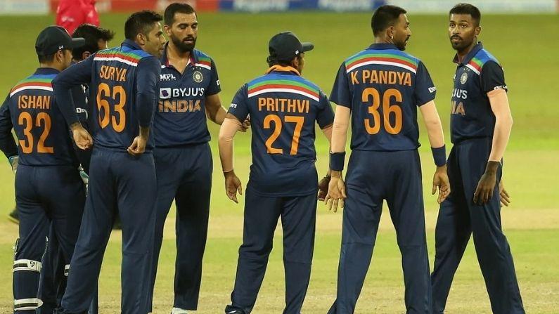 भारतीय टीम के 9 खिलाडी आइसोलेशन में हैं