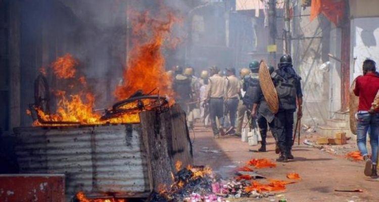 बंगाल में सियासी हिंसा - बीजेपी कार्यकर्ताओं पर हमले