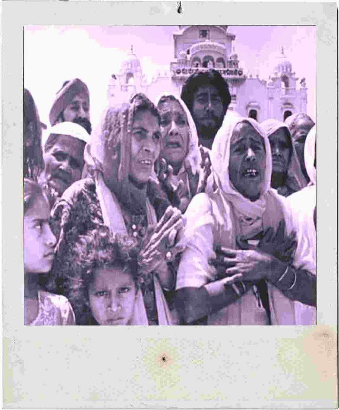 सिख विरोधी दंगे में चार आरोपियों के नाम जोड़े