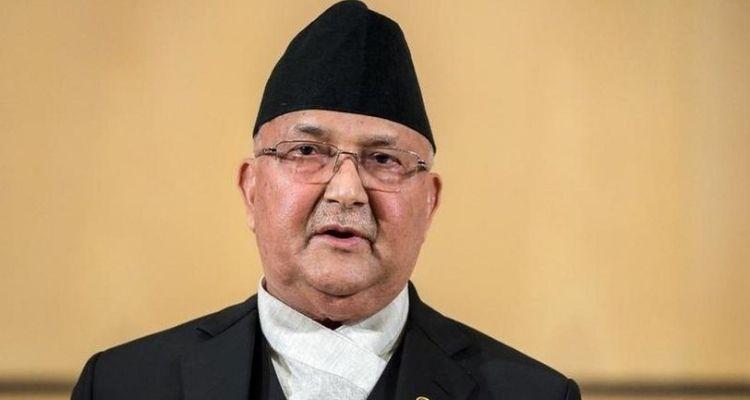 नेपाल में गिरी ओली सरकार, समर्थन में 93 व विरोध में 124 सांसदों ने दिया वोट