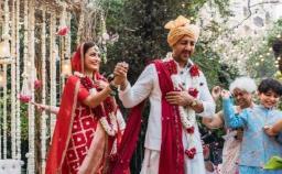 दीया मिर्जा ने महाराष्ट्रियन look के लिए क्या किया