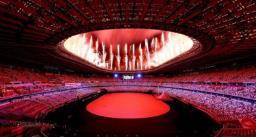 टोक्यो ओलिंपिक 2021 की ओपनिंग सेरेमनी हुई, खिलाड़ियों ने खाली स्टेडियम में किया मार्चपास्ट
