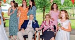 95 की उम्र में जोड़े ने रचाई शादी, जिंदादिली की बने मिसाल