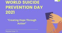 World Suicide Prevention Day 2021: हर 40 सेकेंड में एक व्यक्ति आत्महत्या कर रहा है