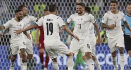 यूरो कप फुटबॉल का हुआ आगाजः पहले मैच में इटली की आसान जीत