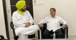 नवजोत सिंह सिद्धू आज हरीश रावत और केसी वेणुगोपाल के साथ दिल्ली में करेंगे मीटिंग