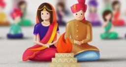 अनोखी शादी : लिव इन रिलेशन में रह रहे थे और अब 60 की उम्र में बने दूल्हा, दुल्हन 55 साल की