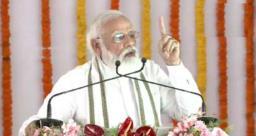 प्रधानमंत्री नरेन्द्र मोदी ने अलीगढ़ में राजा महेंद्र प्रताप सिंह यूनिवर्सिटी का किया शिलान्यास