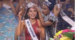 Andrea Meza ने हासिल किया Miss Universe 2020 का खिताब