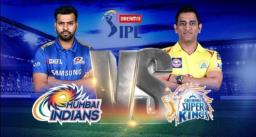 आईपीएल का सफ़र आज फिर से होगा शुरू - मुंबई इंडियंस व चेन्नई सुपर किंग्स का मैच शाम 7 :30 बजे
