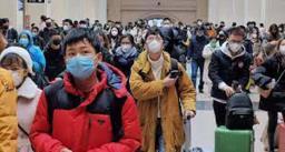 चीन में फिर बढ़ रहे कोरोना के मामले, सख्त हुआ लॉकडाउन