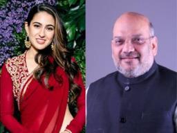 बॉलीवुड एक्ट्रेस सारा अली खान ने दी गृहमंत्री अमित शाह को जन्मदिन की बधाई, हो रहीं हैं ट्रोल! जाने पूरा मामला
