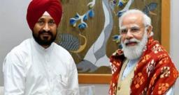 मुख्यमंत्री चरणजीत चन्नी ने प्रधानमंत्री को लिखी चिट्ठी , पढ़िए क्या है मुद्दा