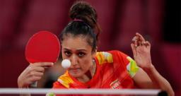 Tokyo Olympics: मनिका बत्रा ने किया बेहतरीन प्रदर्शन, तीसरे राऊंड में पहुंची
