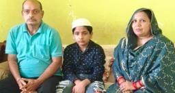 मुस्लिम परिवार में जन्माष्टमी पर जन्मा कृष्णा खान, डॉक्टर ने कहा – मुस्लिम होकर नाम कृष्णा रखोगे, बाद में दिक्कत न हो