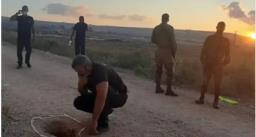 इजराइल की जेल से सुरंग खोदकर 6 कैदी फरार