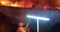 इंडोनेशिया की जेल में लगी आग, 41 कैदी जिंदा जले