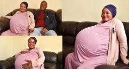 दक्षिण अफ्रीका की महिला ने 10 बच्चों को दिया जन्म, सात बेटे और तीन बेटियां हुईं, छह साल पहले दिया जुड़वा बच्चों को जन्म